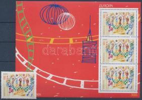 Europa CEPT National holidays stamp + blokk, Europa CEPT Nemzeti ünnepek bélyeg + blokk