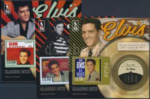 Elvis Presley 3 blocks, Elvis Presley 3 klf blokk