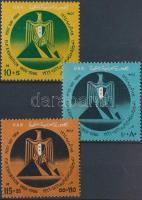 1964 A Posta napja sor Mi 204-206