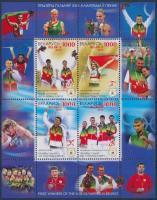 Beijing Olympics champions block, Pekingi olimpia bajnokai blokk