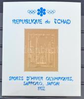 1972 Téli olimpia blokk Mi 2