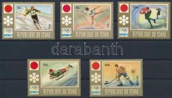 Winter Olympics set Téli olimpia sor
