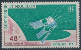 French satellite, Francia műhold