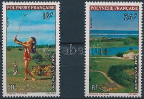 Golf course set, Golfpálya sor