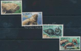 WWF: Dugong set WWF: Dugong sor