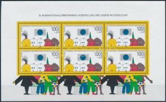 Ifjúsági bélyegkiállítás blokk, Stamp exhibition block