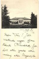 Tereske, Huszár László kastélya