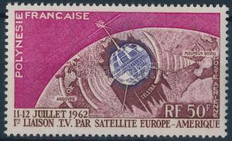 """Space research ,,Telstar"""", Űrkutatás ,,Telstar"""""""