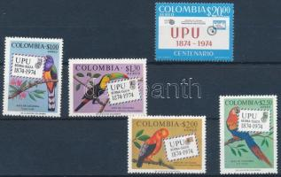 100th anniversary of UPU stamp + set, 100 éves az UPU bélyeg + sor