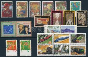 22 stamps, 22 klf bélyeg