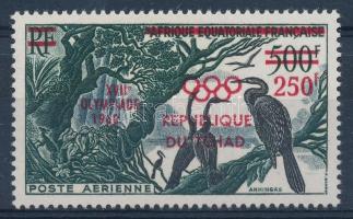1960 Nyári olimpia bélyeg Mi 65