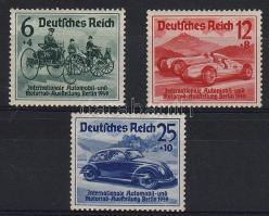 1939 Mi 686-688