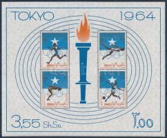 Olympics block, Olimpia blokk