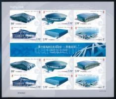 Summer Olympics foil sheet, Nyári olimpia fóliaív