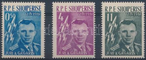 Gagarin set Űrkutatás: Gagarin sor