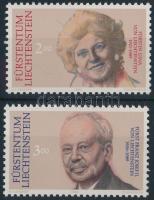 Prince Franz Josef II. and Princess Gina's death set II. Ferenc József herceg és Gina hercegnő halála sor