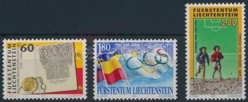 Anniversaries-olimpic games set Évfordulók és események: 100 éves a Nemzetközi Olimpiai Bizottság sor
