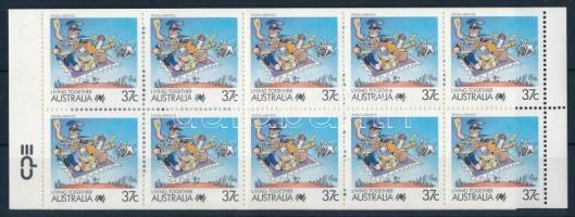 Definitive stamp - booklet, Forgalmi bélyegfüzet