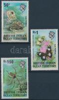 Flora and fauna set, Élővilág sor