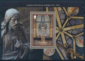 Centenary of the Diocese of Gibraltar block, Egyházmegye blokk