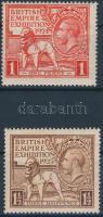 British Empire Exhibition set, A brit birodalom kiállításának újbóli megnyitása Wembleyben sor