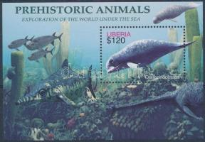 Prehistoric animals block, Ősállatok blokk