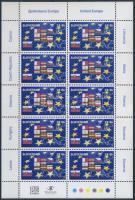 EU minisheet EU kisív