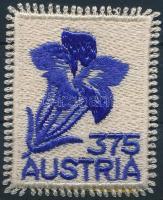 Flower, Virág szövet bélyeg