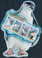 WWF: Penguins block, WWF: Pingvinek blokk