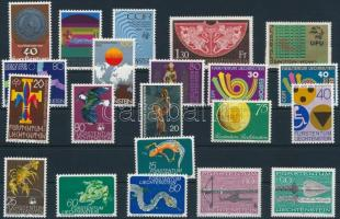 21 stamps 21 klf bélyeg