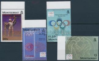 Summer Olympics Athens margin set, Nyári Olimpia: Athén ívszéli sor