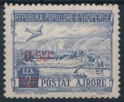 Airmail (gum disturbance) (Mi EUR 220.-) Légiposta  (Mi EUR 220.-) (gumihiba)