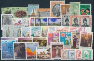 1952-1991 6 diff sets + 20 diff stamps, 1952-1991 6 klf sor + 20 klf önálló érték