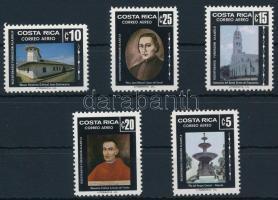 Alajuela set, Alajuela város 200 éves sor