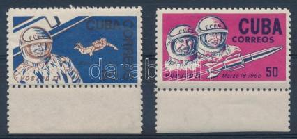 Vostok 2 sets, Vosztok 2 sor