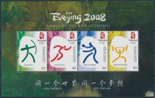 Summer Olympics, Beijing block, Nyári Olimpia, Peking blokk