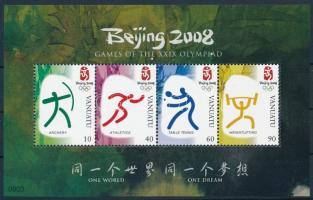 Summer Olympics, Beijing block Nyári Olimpia, Peking blokk