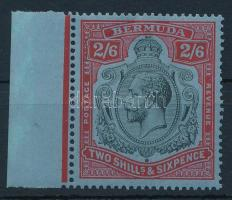 1922 Forgalmi ívszéli bélyeg Mi 82 a