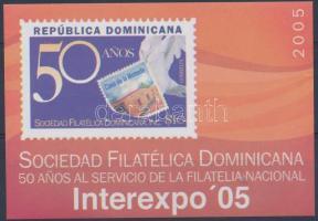 2005 Bélyegkiállítás blokk Mi 54