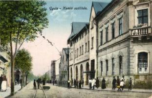 Gyula, Komló szálloda