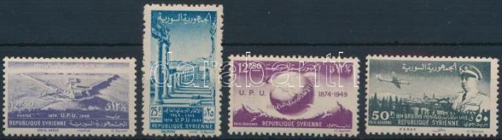 75th anniversary of the UPU set, 75 éves az UPU sor