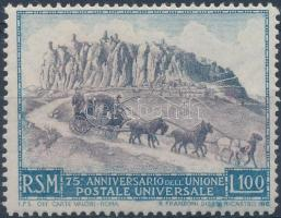 75th anniversary of UPU (I.) 75 éves az UPU (I.)