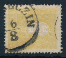 1858 2kr II. (DEBR)ECZIN (10.000)
