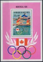 1976 Nyári Olimpia: Montréal blokk Mi 41