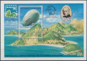 Rowland Hill; International stamp exhibition: BRASILIANA block, Rowland Hill; Nemzetközi bélyegkiállítás: BRASILIANA blokk