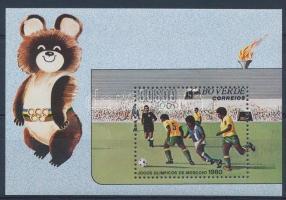 1980 Nyári Olimpia: Moszkva blokk Mi 2