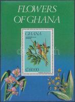 Flowers of Ghana block, Belföldi növényzet blokk