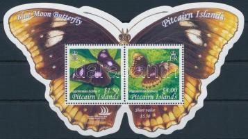 Butterfly, stamp exhibition block, Pillangó, bélyegkiállítás blokk