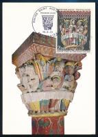 Franciaország 1973 CM gyűjtemény 42 klf CM (általában bélyegenként 2 különböző)