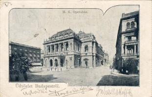 Budapest VI. Opera